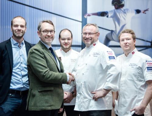 Bocuse d'Or Norge og Jernia har inngått samarbeidsavtale