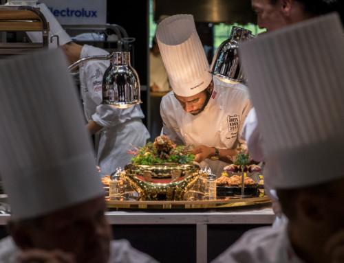 Nordiske toppkokker med som kjøkkendommere i Mathallen