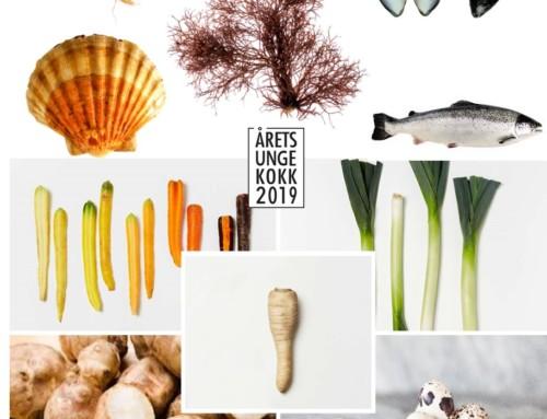 Årets unge kokk 2019: Råvarene